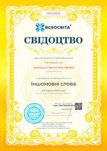 №DN740605