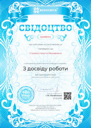 Свідоцтво про публікацію матеріала №XZ698004